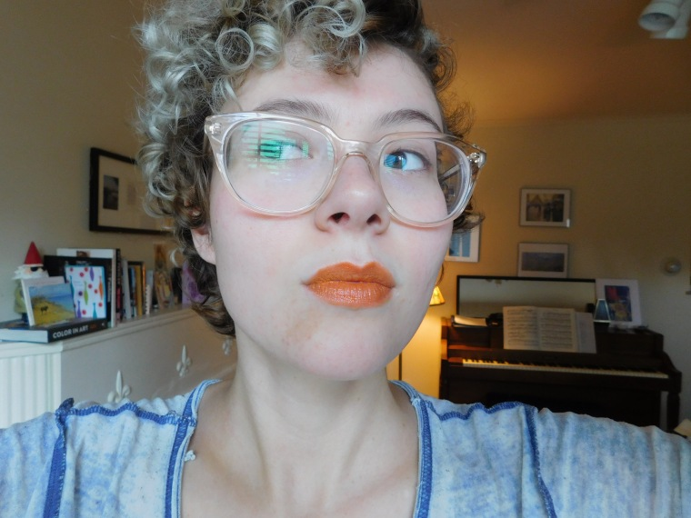 The Tart Peach Lipstick