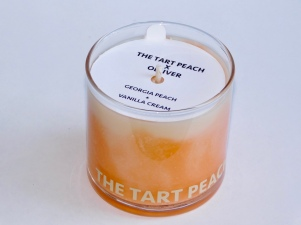 The Tart Peach Candle